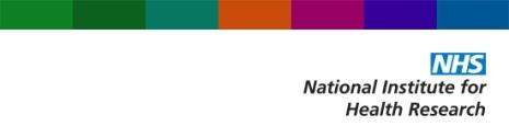 NiHR for Public Mental Health